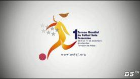 INTRO EMISION MUNDIAL FEMENINO DE FUTSAL