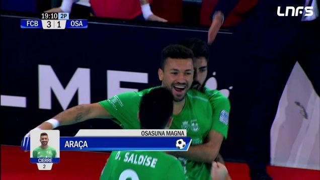 Los mejores goles Jornada 10 LNFS