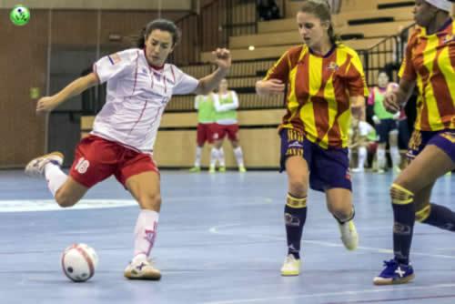 Femenino Leganes-Zaragoza