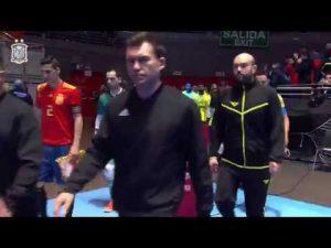España no pudo con Brasil en Madrid