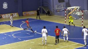 España Sub19 vence a Turquia
