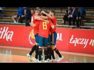 España vence a Finlandia en el Pre-Mundial