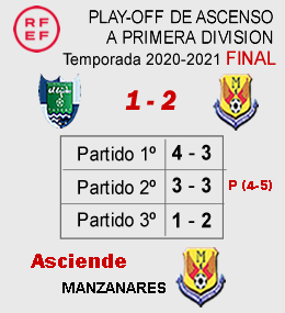 Play-off ascenso final
